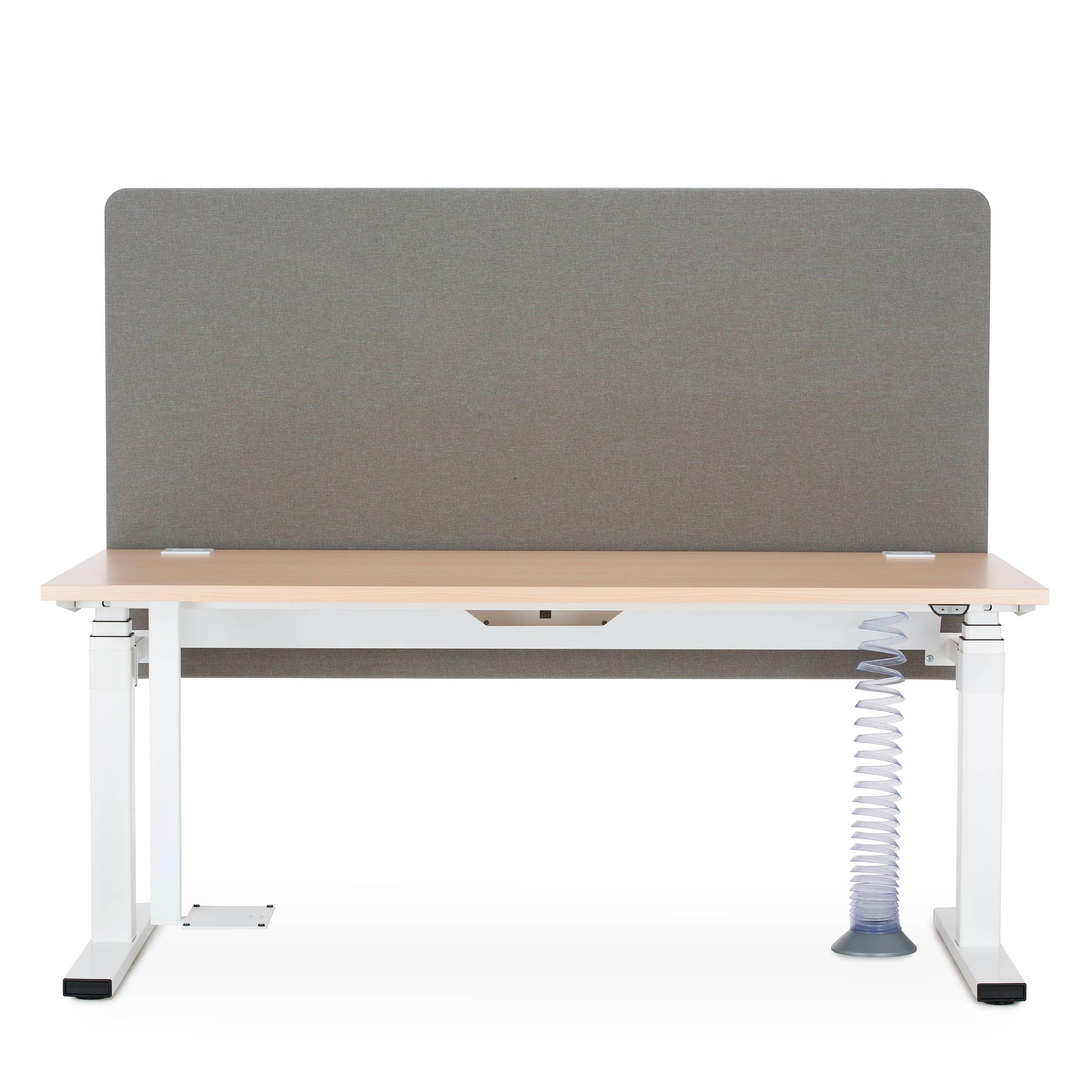 Bureau r glable en hauteur lectrique model desk - Bureau reglable en hauteur electrique ...