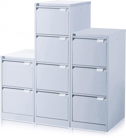 Meuble classeur tiroirs dossier suspendus 43333 le for Meuble classeur tiroir