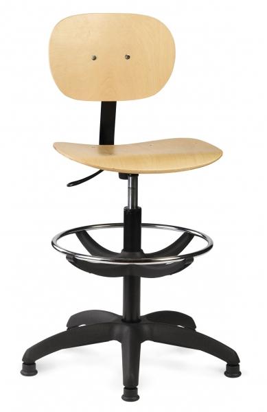tabouret bois 106 le moblier pour vos espaces. Black Bedroom Furniture Sets. Home Design Ideas