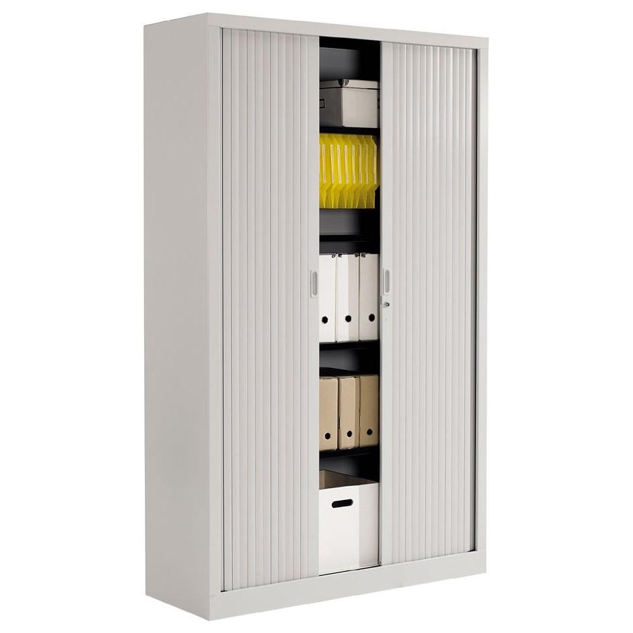 armoire rideaux largeur 120 cm hauteur 198 cm l120198 le moblier pour vos espaces. Black Bedroom Furniture Sets. Home Design Ideas