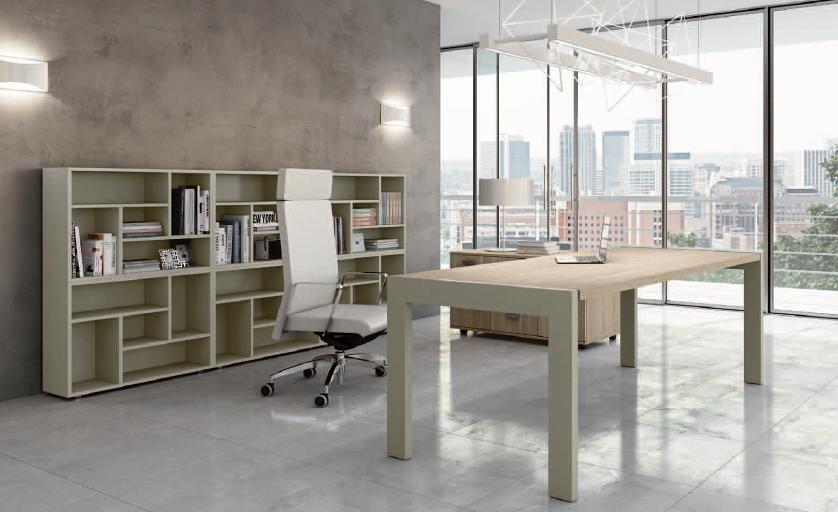 bureau simple direction fire 085 mobilier pour. Black Bedroom Furniture Sets. Home Design Ideas