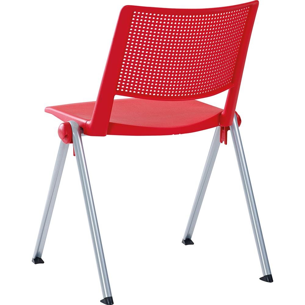 Chaise polypro feline 3900 mobilier pour architectes chr et entreprises - Tabouret haut transparent ...