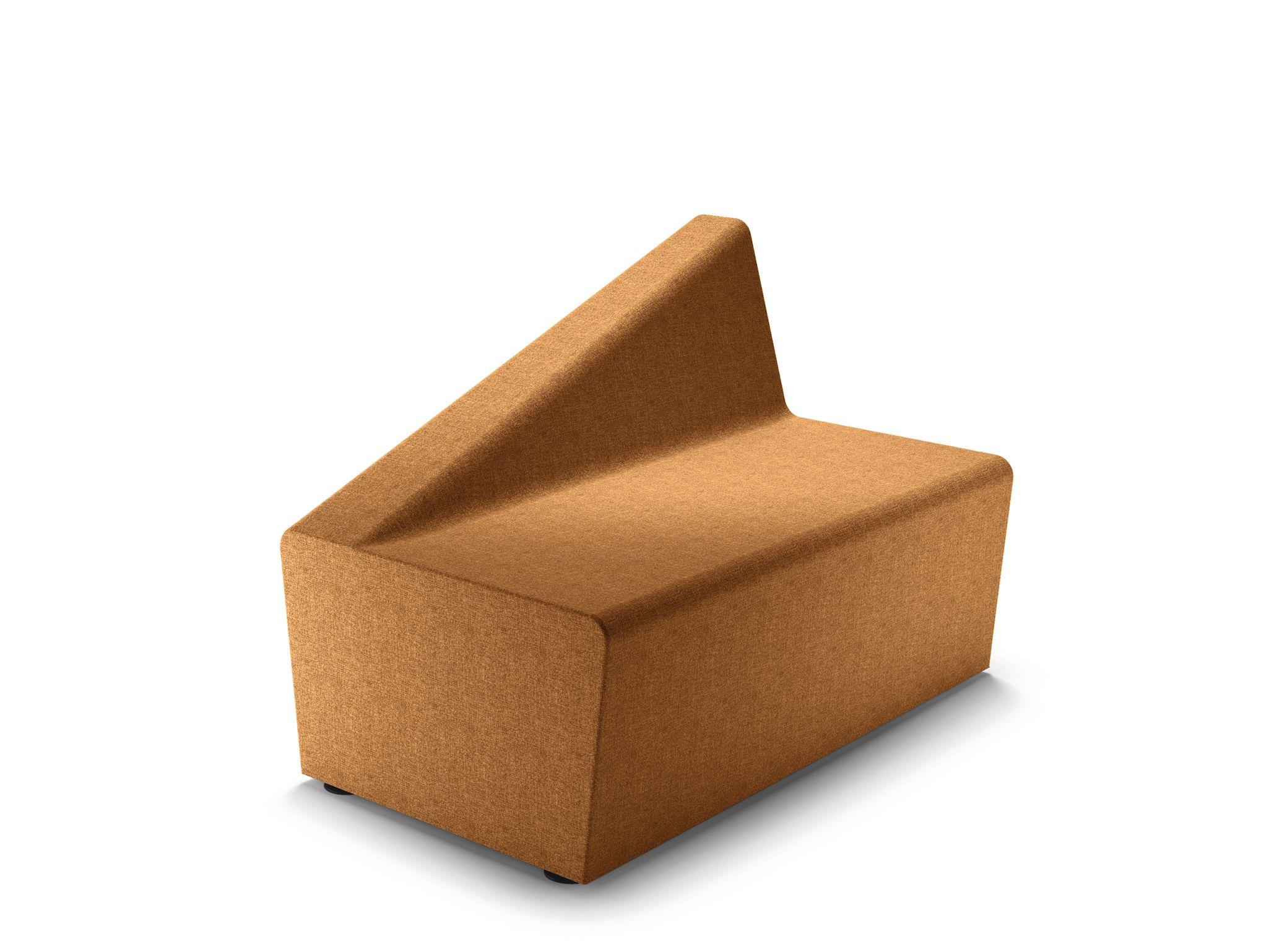 Chauffeuse confortable 2 places avec dossier inclin Chauffeuse confortable